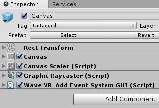 WaveVR_EventSystem — Wave VR 2 0 37 documentation